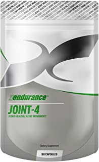 Xendurance® Joint-4, Joint Health & Joint Mobility, Glucosamine, Chondroitin, Boswellia, MSM