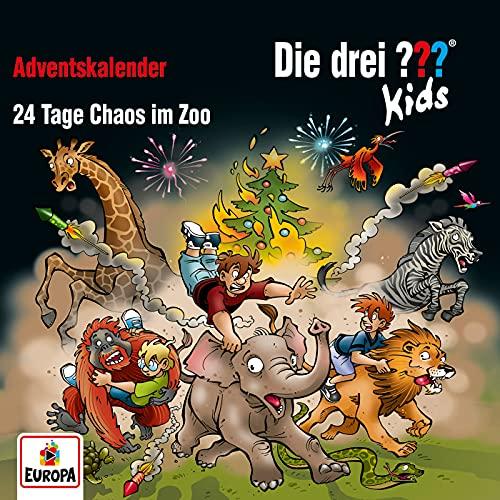 Adventskalender - 24 Tage Chaos im Zoo