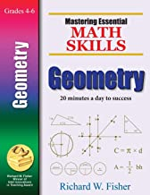 Download Mastering Essential Math Skills GEOMETRY Grades 4-6 PDF