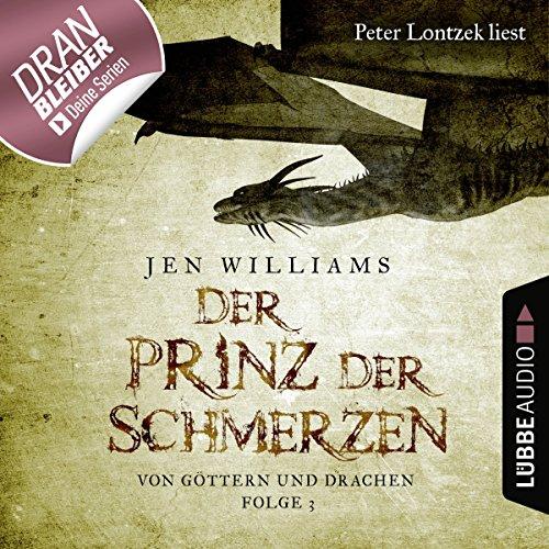 Der Prinz der Schmerzen audiobook cover art