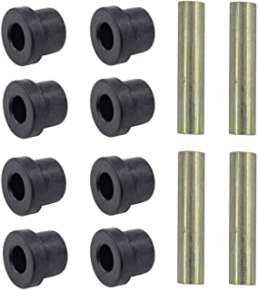 2 Sets Club Car DS Leaf Spring Bushing Kit Front Rear Golf Cart Parts 1976-Up Club Car Precedent (2004-Up) Gas and Electri...