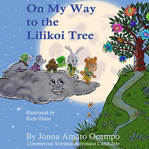 On My Way to the Lilikoi Tree audiobook cover art