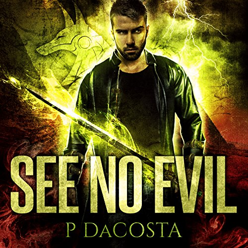See No Evil audiobook cover art