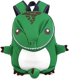 mymerlove Kids School Bag Lightweight Animal Dinosaur Shape Kindergarten Backpack