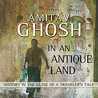 In an Antique Land audiobook cover art