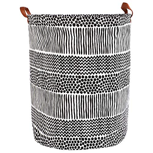 Opbergdozen MYKK Opvouwbare Mesh Kleding Wassen Wasmand Speelgoed Diversen Kleding Opbergmand 29cmx29cmx47cm Style 5