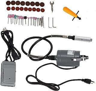 55Pcs Corded Electric Flex Shaft Grinder Set 110V/60Hz For Sanding/Drilling (CA NJ Warehouse)