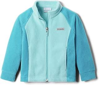 Columbia Girls' Benton Springs Jacket, Soft Fleece, Classic Fit