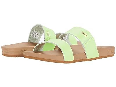 Reef Kids Cushion Vista (Little Kid/Big Kid) (Mint) Girls Shoes