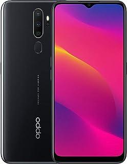 OPPO A5 2020 Dual-SIM 64GB ROM + 3GB RAM Factory Unlocked 4G/LTE Smartphone (Mirror Black) - International Version