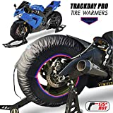 RISE Tire Warmers 120/200 Motorcycle'Trackday-Pro' Single Temp 175'F