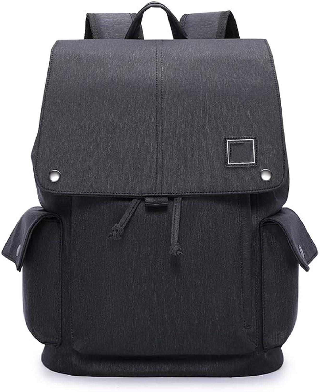 HUACANG Reiserucksack, Anti-Diebstahl-Geschftsreisetasche Mit Groer Kapazitt, Atmungsaktiver Leichter Tragbarer Design-Rucksack