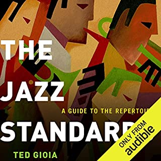The Jazz Standards audiobook cover art