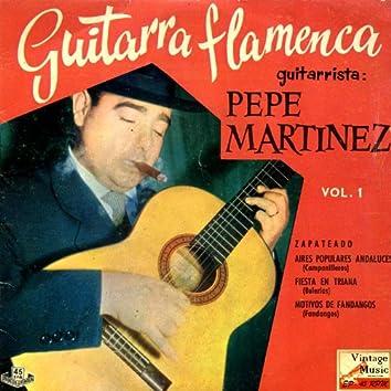 Vintage Flamenco Guitarra Nº3 - EPs Collectors