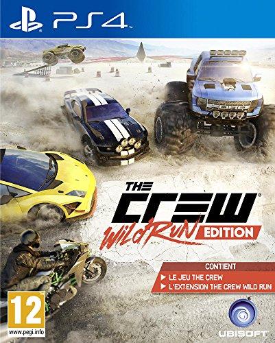 The Crew - édition Wild Run - PlayStation 4 - [Edizione: Francia]
