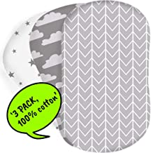 oval crib bedding