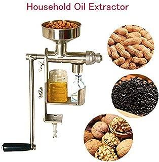 Hand Press Oil Press Machine Manual Oil Press Machine Household Oil Extractor Peanut Nuts Seeds Oil Press Machine Oil Extractor Machine