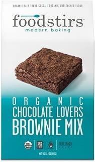 Foodstirs, Chocolate Brownie Mix, 13.9 oz