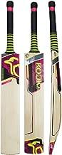 Kookaburra Fever Elite Cricket Bat - Magenta/Yellow (2018) - Short Handle, 2lbs 7oz
