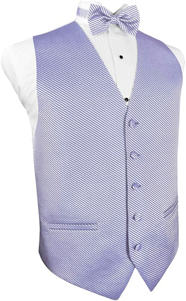 Cardi Venetian 5-Piece Tuxedo Vest Set
