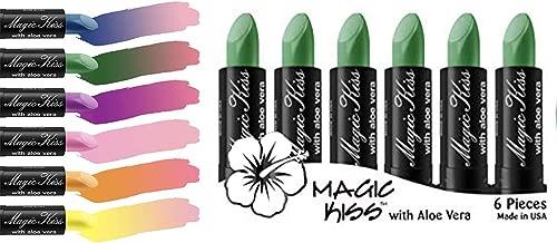 Best green lipstick kiss Reviews