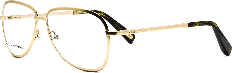 Eyeglasses Marc Jacobs MJ 382 AOZ gold aviator Size 5513140