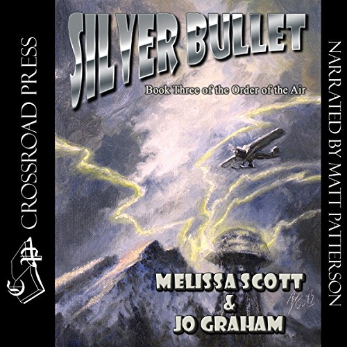 Silver Bullet audiobook cover art