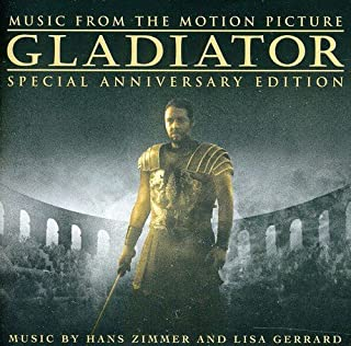 Gladiator (Bande Originale du Film) [Import anglais] (B000ALLLDO) | Amazon price tracker / tracking, Amazon price history charts, Amazon price watches, Amazon price drop alerts