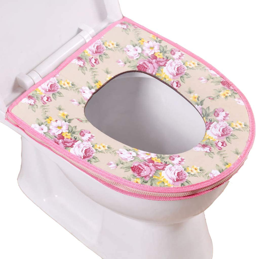 WAQ 4 years warranty Toilet Cushion Quantity limited Cover Four Seasons Soft