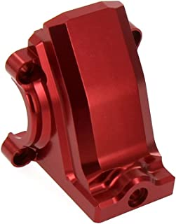 Atomik RC Traxxas X-Maxx Alloy Front/Rear Differential Cover, Red TRX 7780