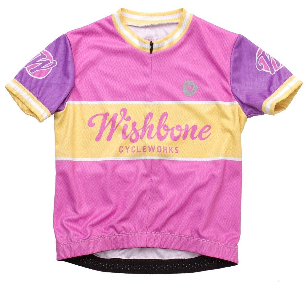 Wishbone 3227 - Los niños Camisa Bicicleta, Talla L, Color de Rosa: Amazon.es: Juguetes y juegos