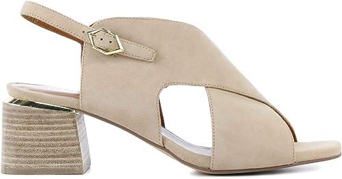 Mace Damen Damen Damen Sandalen - Bw1103p - Beige - 39 EU  gute Qualität
