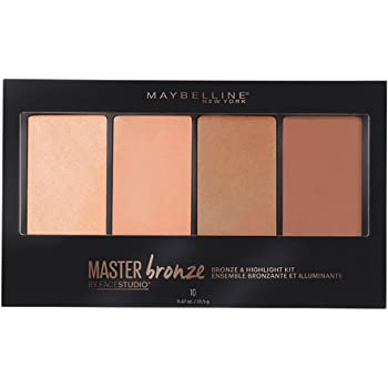 Maybelline New York Facestudio Master Bronze Kit, 0.47 oz.