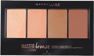 Maybelline New York Facestudio Master Bronze Kit, 0.47 oz.