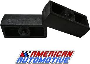 American Automotive 1999-2019 Silverado Sierra 1500 Lift Kit 2