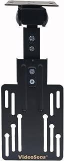VideoSecu Under Cabinet Mount Flip for LCD TV monitor Black LCD-CM 1MS