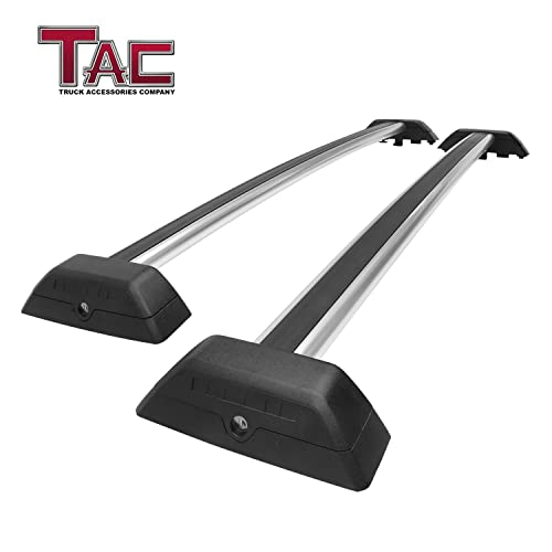TAC TRUCK ACCESSORIES COMPANY TAC Cross Bars for 2006-2010 Hummer H3 with Lock System