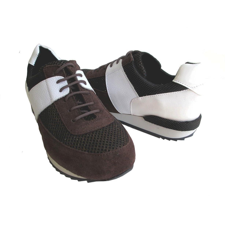 笑いドラマカビ[イング] 0496 レディース スニーカー フラットヒール レースアップ トラベルシューズ 通勤靴 仕事靴 品 お値打ち品 特価品 セール品