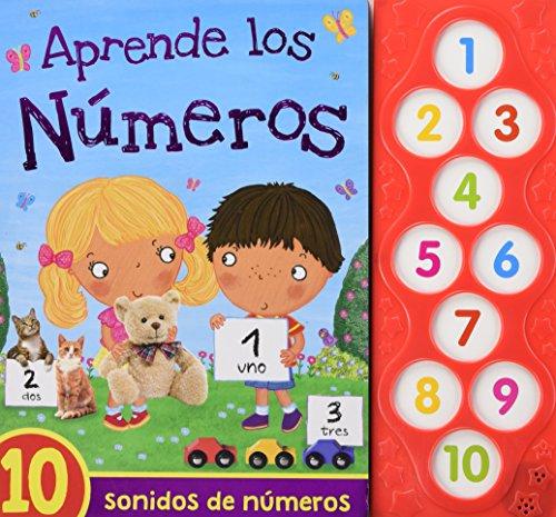 PRIMEROS SONIDOS - APRENDE LOS NÚMEROS