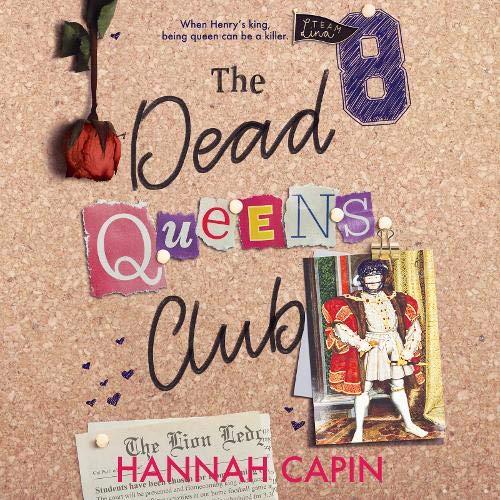Couverture de The Dead Queens Club