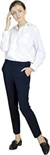 Women's Work Ankle Dress Pants Trousers Slacks