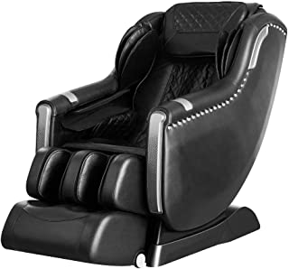 osea Full Body SL-Track Intelligent Massage Chair, Zero Gravity Shiatsu Recliner with Foot Roller, waist Heating, Yoga Stretching and Air bags