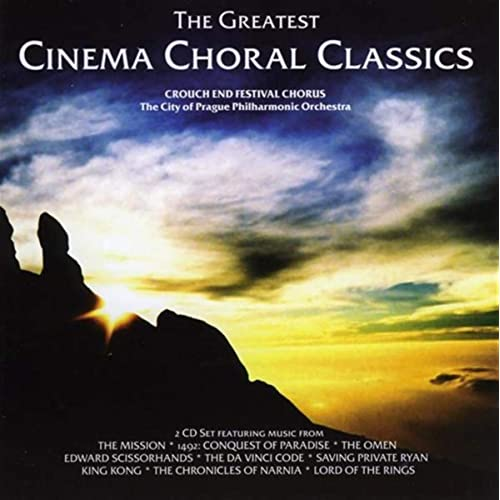 The Greatest Cinema Choral Classic By The City Of Prague Philharmonic Orchestra Crouch End Festival Chorus On Amazon Music Amazon Com