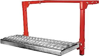 Par de ferramentas de desempenho de caminhão de luz de plástico rígido, W41039, Wheel Step
