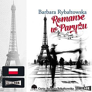 Romanse w Paryżu audiobook cover art
