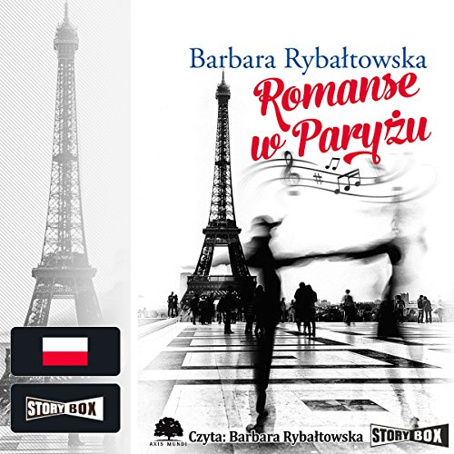 Romanse w Paryżu audiobook cover art