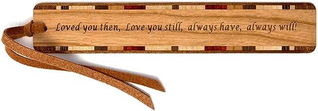 Best wooden bookmark ideas Reviews