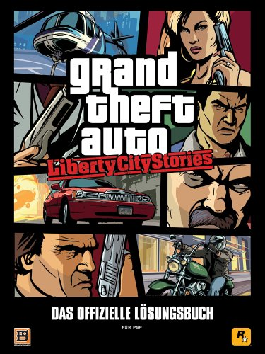 Grand Theft Auto: Liberty City Stories (Lösungsbuch)