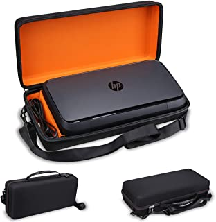 Mchoi Hard Portable Case Compatible with HP OfficeJet Wireless 250 All-in-One Portable Printer CZ992A(Case Only)