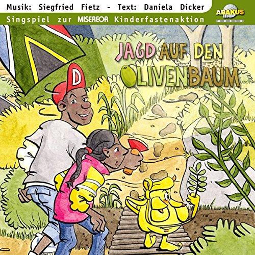 Jagd auf den Olivenbaum - Rucky Reiselustig in Südafrika: Hörspiel mit Musik auf CD